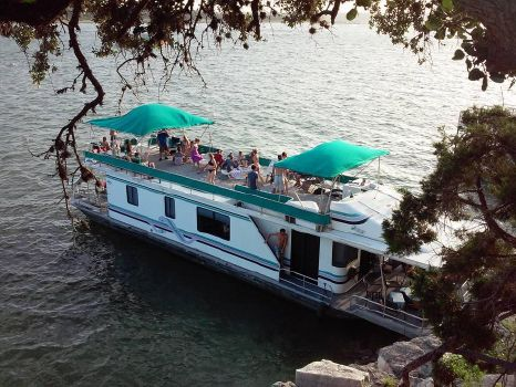 1999 Lakeview Yachts Houseboat