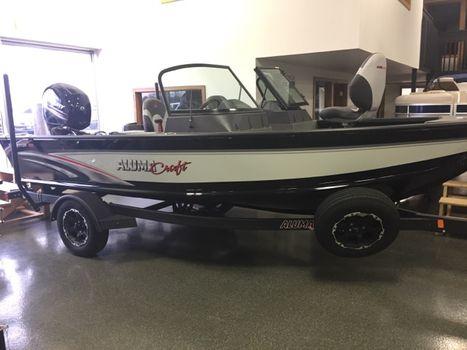 2018 Alumacraft 185 SPORT