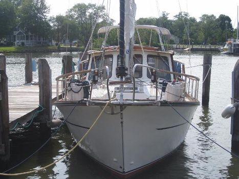 1986 Nauticat 33