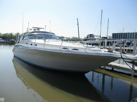 1996 Sea Ray 450 Sundancer 1996 Sea Ray 450 Sundancer for sale in Curtice, OH