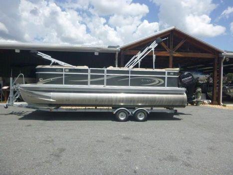 2012 Crest Pontoon Boats Crest Ii