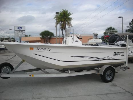 2012 Carolina Skiff DLV Series 198