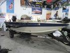 2007 SMOKER-CRAFT ProAngler 161 Fishing Boat