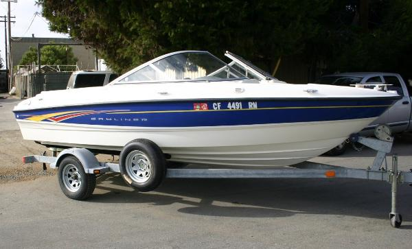 2007 Bayliner 185 Fish N Ski