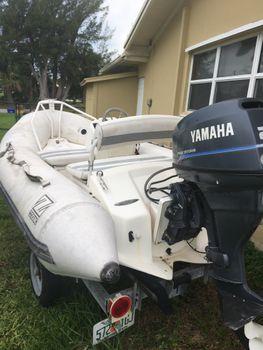 2001 Zodiac Yachtline 420