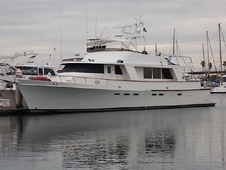 1986 Christensen Yacht fisher