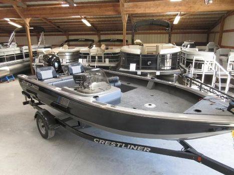 Page 1 of 1 crestliner fish hawk 1850 boats for sale for Crestliner fish hawk