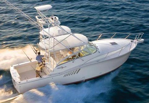 2008 Albemarle 360 Express Fisherman Manufacturer Provided Image