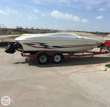 1997 Baja Boss Hammer 21 1997 Baja Boss Hammer 21 for sale in Trenton, TX