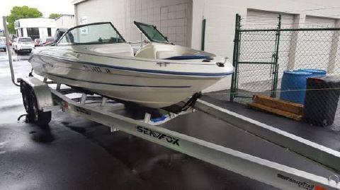1997 Sea Ray 175 Bowrider