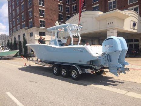 2017 Tidewater Boats 320 CC Custom