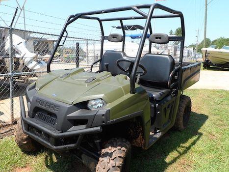 2009 Polaris Ranger 700