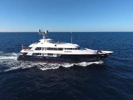 2000 Feadship BROADWATER 165' Feadship 2000/2017