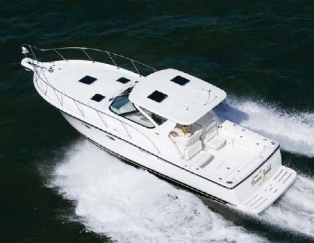 2006 Tiara 3600 Open Manufacturer Provided Image