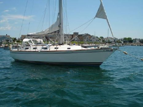 1987 Pearson 39 Starboard Hull