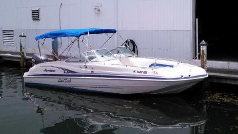 2003 Hurricane Sun Deck 237