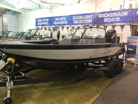 2018 Alumacraft 205 Sport