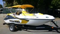 2007 Sea-Doo Sport Boats 150 Speedster