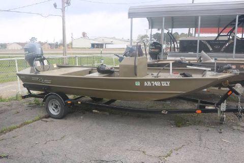 2013 G3 Boats 1656 CCJ
