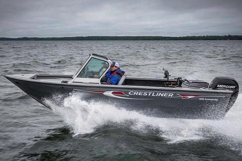 2015 Crestliner 1850 Commander