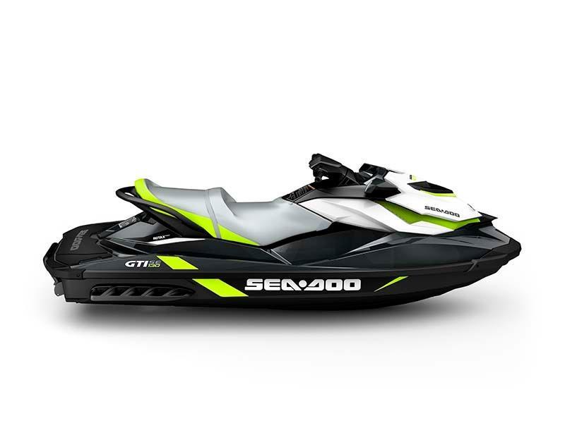 2016 Sea-Doo GTI SE 130