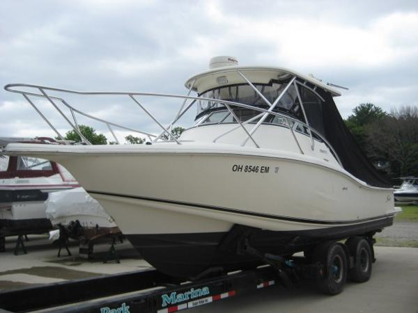 2002 Scout Boats ABACO 280