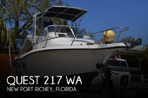 1994 Quest 217 WA 1994 Quest 217 WA for sale in New Port Richey, FL