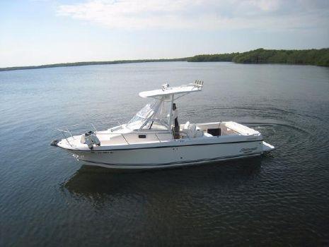 2007 Shamrock 246 Adventurer Diesel