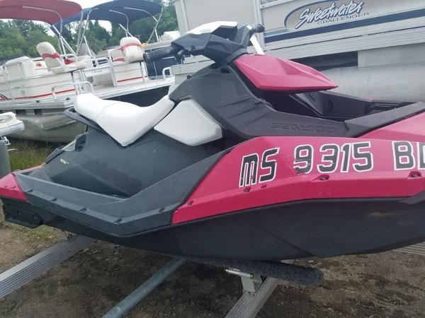 Check out this 2015 SEA-DOO Spark 2up ROTAX 900 ACE on Boattrader com