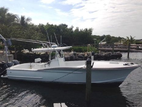2005 Gillikin Custom 32 Center Console Profile