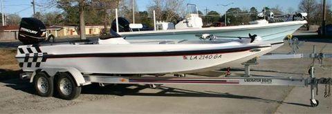 2005 Liberator Boats 2170