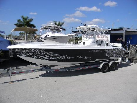 2015 Glasstream 328 PRO-XS