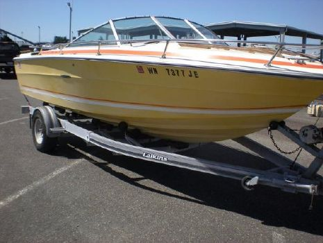 1978 Sea Ray Runabout