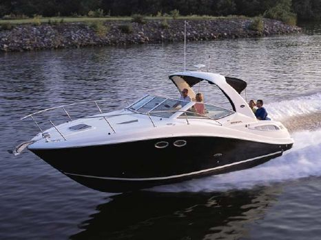2006 Sea Ray 290 Sundancer