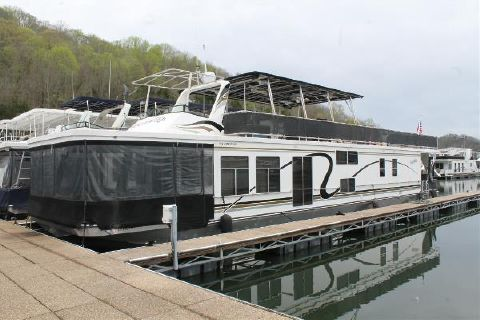 2008 Sumerset Houseboats 16x75 Widebody