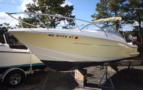 2008 Scout Boats 222 Dorado