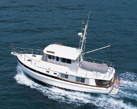 1999 Kadey Krogen 48 Whaleback Sistership