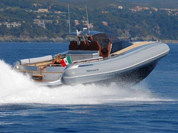 2006 Albatro 50 Tender