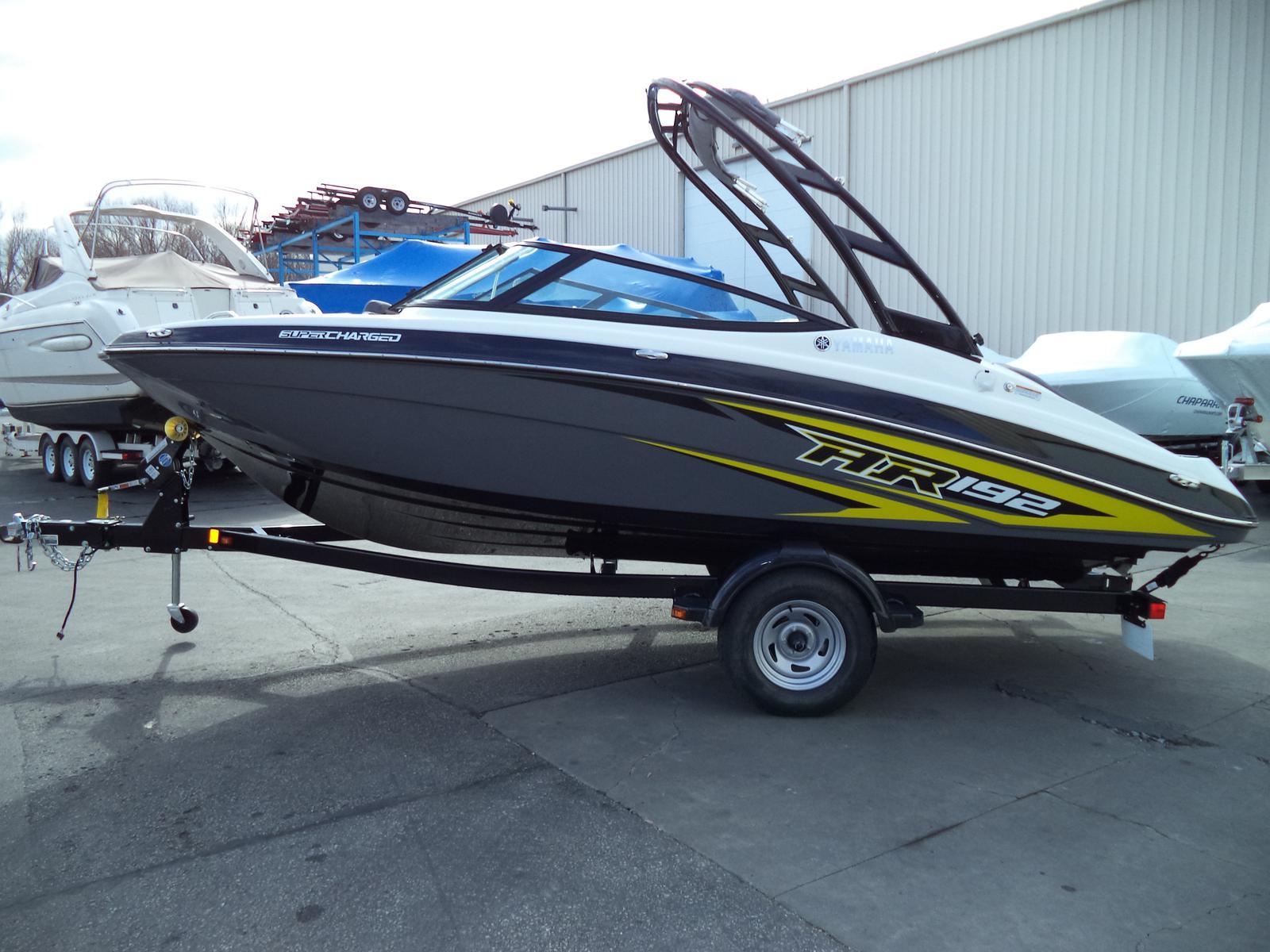 2016 Yamaha Ar 192 19 Foot 2016 Yamaha Ar Motor Boat In