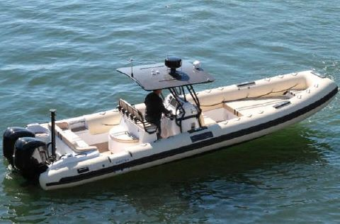 2011 Nautica RIGID Center Console Tender