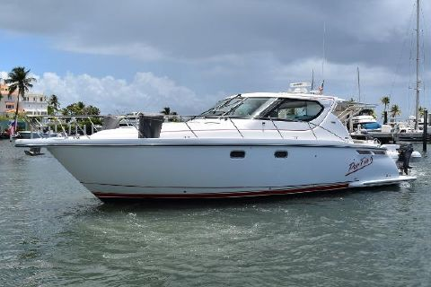 2006 Tiara 4300 Sovran Port View