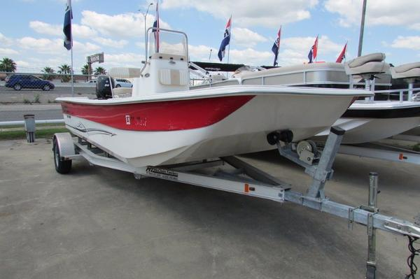 2014 Carolina Skiff DLX Series 198-T