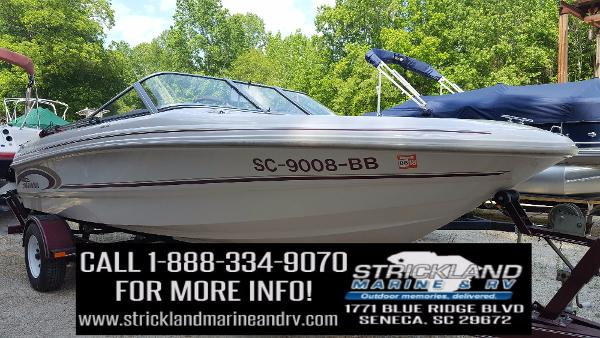 1997 chaparral 180 le 18 foot blue 1997 chaparral motor for Used boat motors for sale in sc