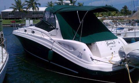 2004 Sea Ray 340 Sundancer