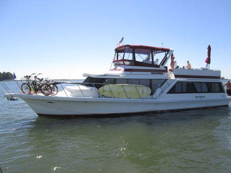 1988 Blue Water Boats Coastal Cruiser