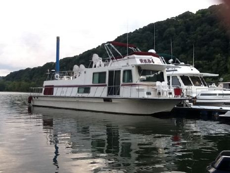 1984 Harbor-Master 52 FT.