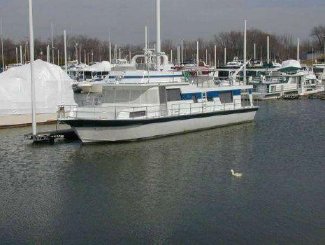1976 Pluckebaum 65 Baymaster Coastal Cruiser