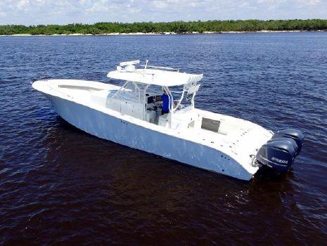 2010 Yellowfin 42