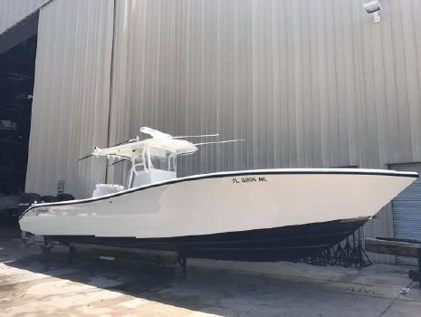 2006 Yellowfin Center Console