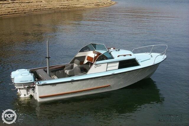 Used 1959 Glasspar Seafair Sedan San Diego Ca 92169 Boat Trader
